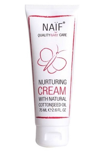 Naif Baby Nurturing Cream 75ml
