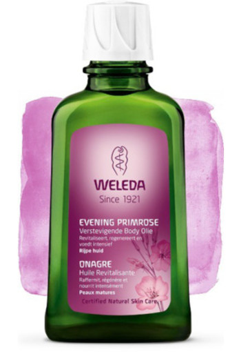 Weleda Evening Primrose Body Olie 100ml