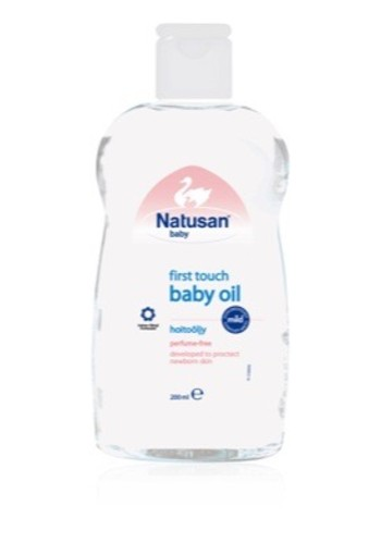 Natusan First Touch Olie Ongeparfumeerd 200ml
