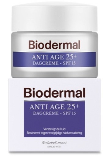 Biodermal Dagcreme Anti Age 25+ 50ml