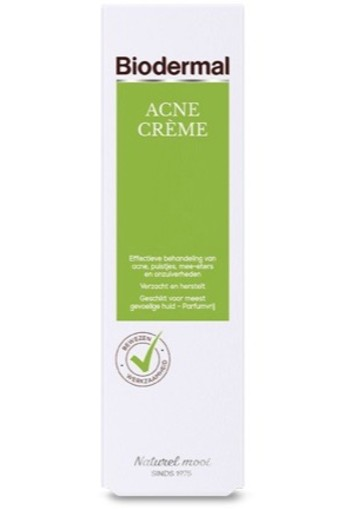 Biodermal Acne Creme 30ml