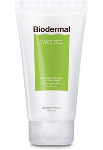 Biodermal Face Gel Diepreinigend 150ml