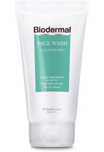 Biodermal Face Wash 150ml