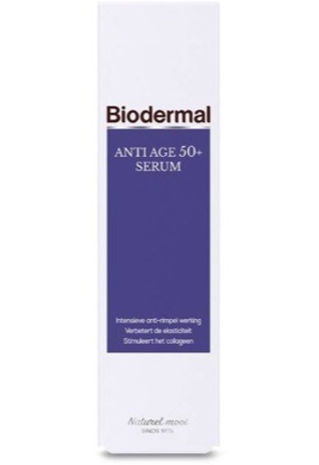 Biodermal Gezichtserum 50+ 30ml
