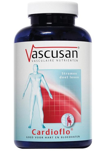 Vascusan Cardioflo (150 tabletten)