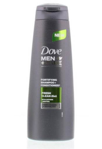 Dove Men+ Fresh Clean 2 In 1 250ml