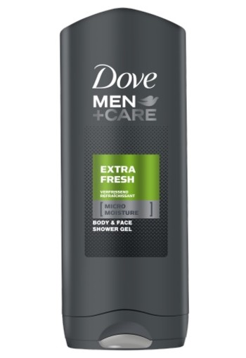 Dove Shower Men Extra Fresh 250ml