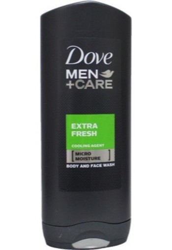 Dove Shower Men Extra Fresh 400ml