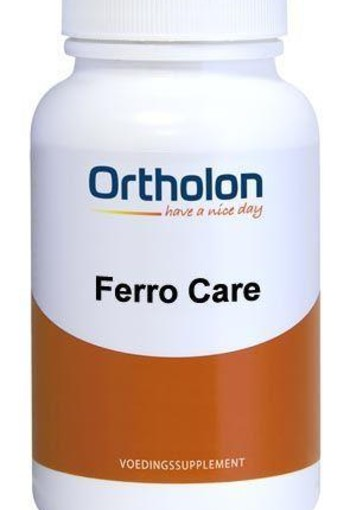 Ortholon Ferro care (60 vcaps)