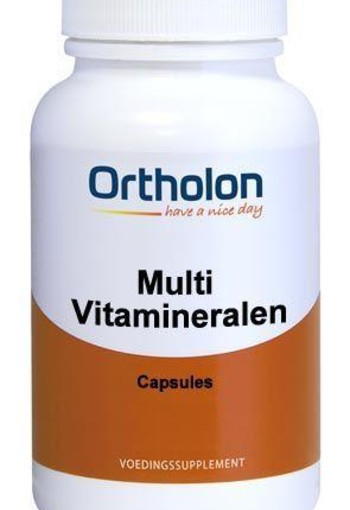 Ortholon Multi vitamineralen (60 vcaps)