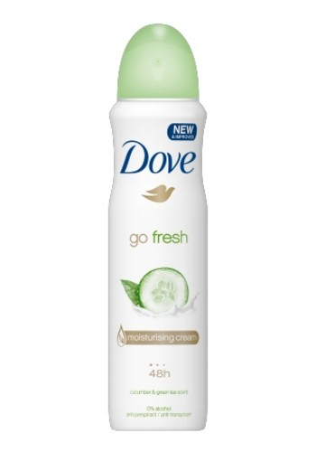 Dove Deodorant Spray Go Fresh Cucumber 250ml