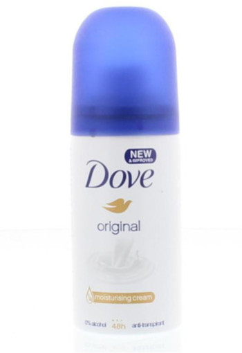 Dove Deodorant Spray Original 35ml