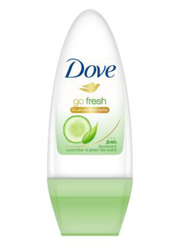 Dove Deodorant Roller Go Fresh Cucumber 50ml
