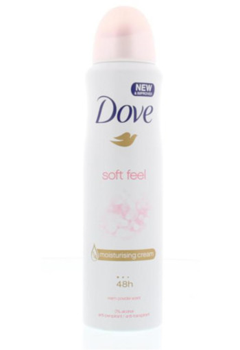 Dove Deodorant Spray Soft Feel 150ml