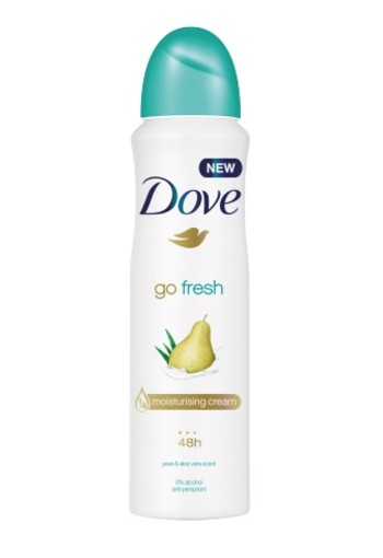 Dove Deodorant Spray Pear & Aloe Vera 150ml