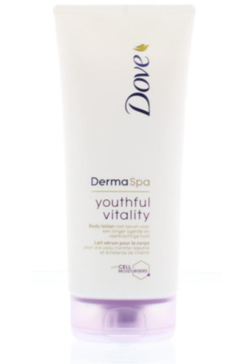 Dove Derma Spa Lotion Youthful Vitality 200ml