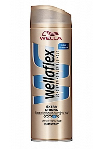 WELLA FLEX EXTRA STRONG HOLD SPRAY 400 ML