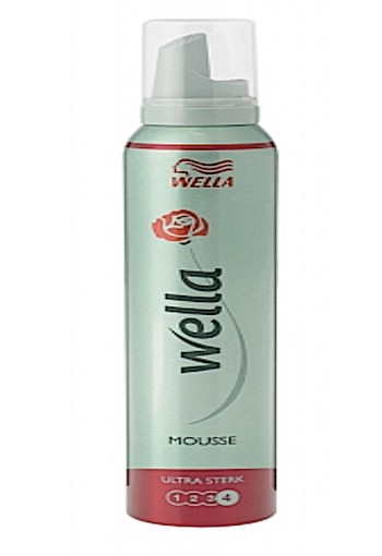 WELLA FLEX MOUSSE ULTRA STRONG HOLD