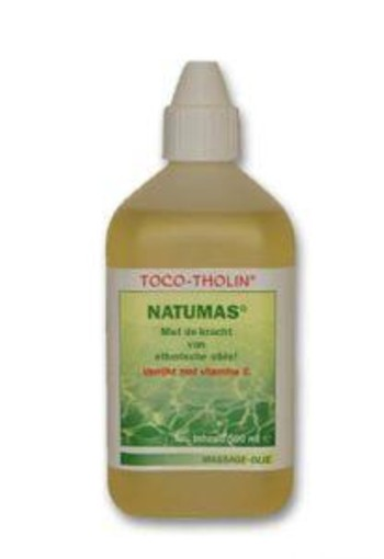 Toco Tholin Natumas massage olie (500 ml)