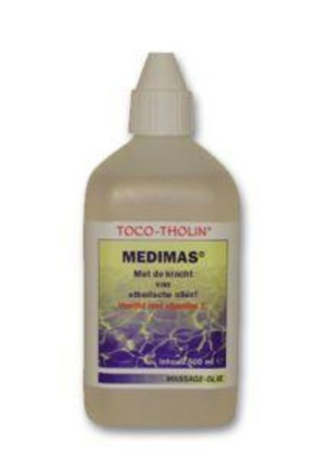 Toco Tholin Medimas massage olie (500 ml)