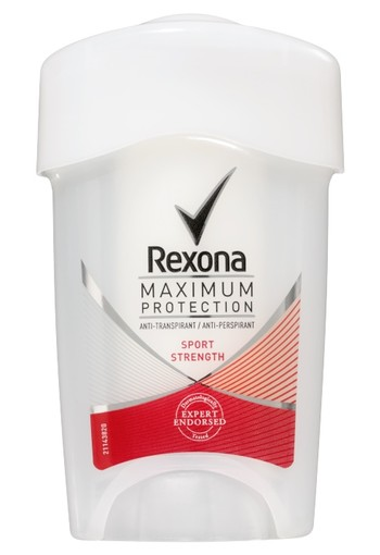 Rexona Sport Strength Maximum Protection Stick Anti-transpirant voor vrouwen 45ml