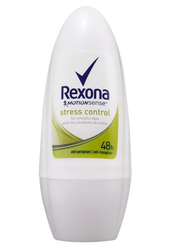 Rexona Stress Control Roll-on Anti-transpirant voor vrouwen 50ml