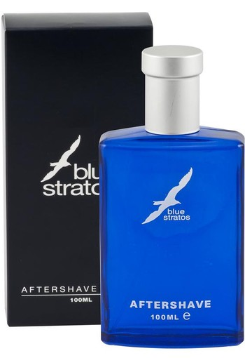 Blue Stratos Aftershave spray (50 ml)