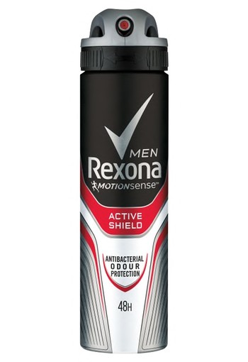Rexona Active Shield Aerosol voor mannen 150ml