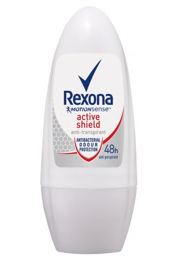 Rexona Active Shield Roll-on voor mannen 50ml