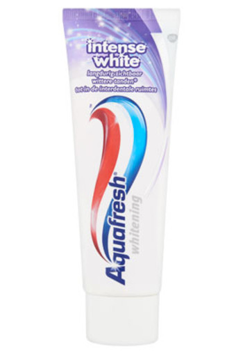 Aquafresh tandpasta Intense White 75 ml