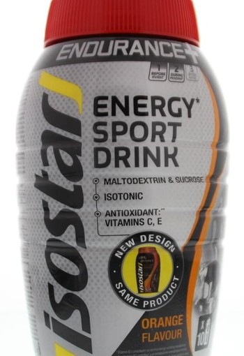 Isostar Poeder long energy orange (790 gram)