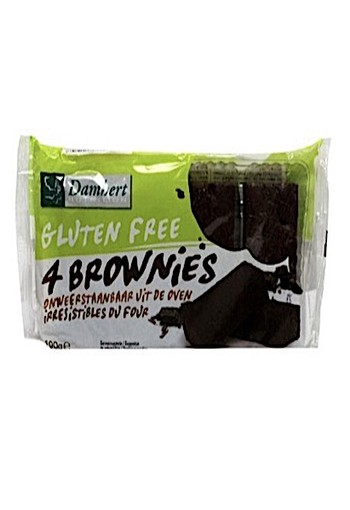 Damhert Brownies 190g