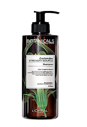 KORIANDER STRENGTHENING SHAMPOO 400ML