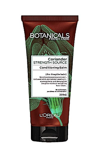 BOTANICALS KORIANDER CONDITIONING BALM 200ML