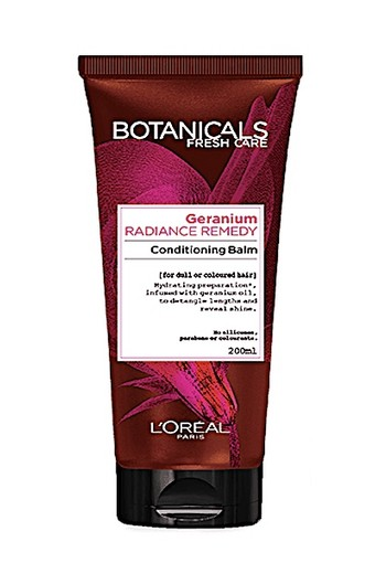 L'OREAL GERANIUM CONDITIONING BALM 200ML Botanicals