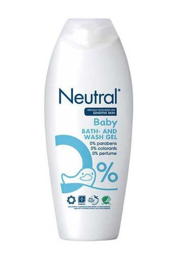 Neutral Baby Wasgel 250ml