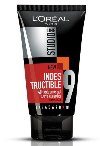 L'Oréal Paris Studio Line Indestructible 48H Extreme Gel - 150 ml