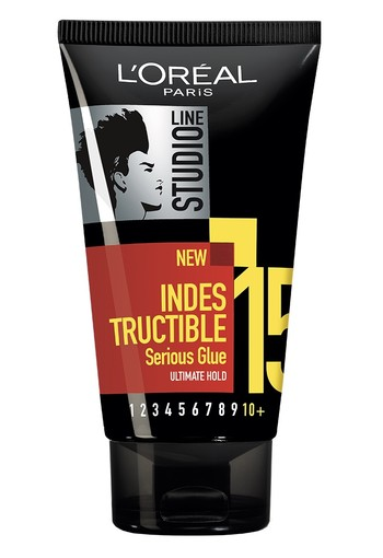 L'Oréal Paris Studio Line Indestructible Serious Glue Ultimate Hold - 150 ml