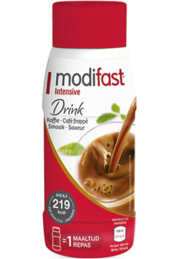 Modifast Intensive Drink Koffie 236ml