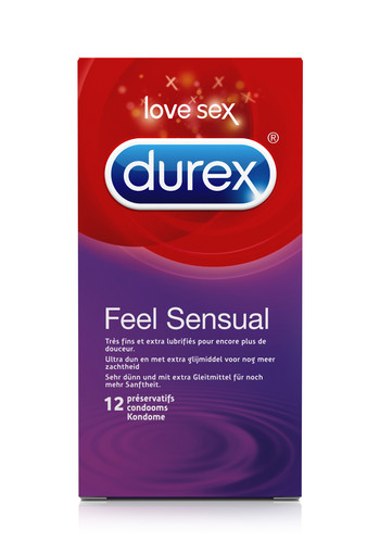 Durex Feel Sensual ( Elite ) 12st