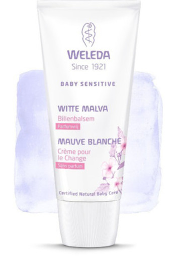 Weleda Baby Witte Malva Sensitive Billenbalsem 50ml