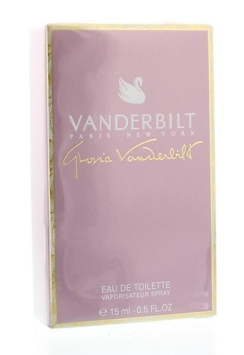 Vanderbilt Eau de toilette vapo female (15 ml)