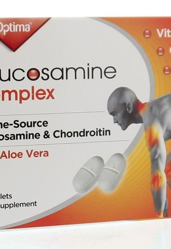 Optima Glucosamine complex (60 tabletten)
