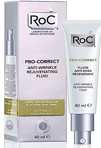 RoC PRO-CORRECT ANTI-WRINKLE FLUID – 40ML