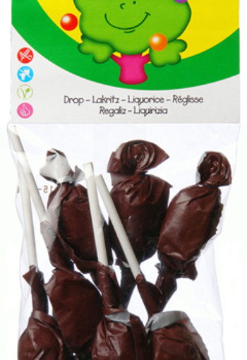 Candy Tree Drop lollies (7 stuks)