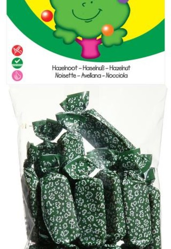 Candy Tree Hazelnoot toffees (75 gram)
