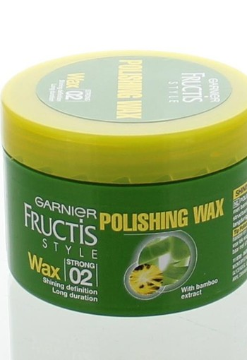 Garnier Fructis style polishing wax (75 ml)