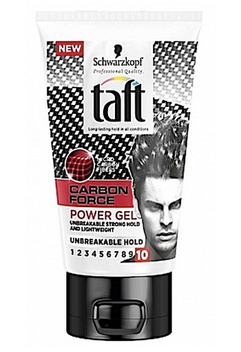Taft Carbon Force Power Gel Tube 150ml