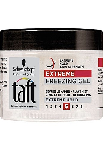 Taft Extreme Freezing Gel 200ml