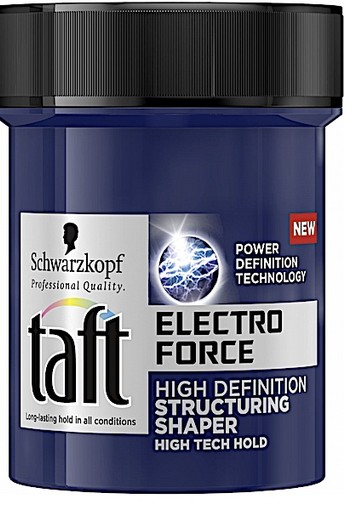 Taft Electro Force Shaper 130ml